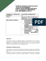 Taller 2 de E.D.O. U.distrital II-2013