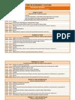 Programa General Foro 2013