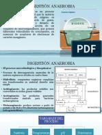 DIGESTORES ANAEROBIOS CONVENCIONALES