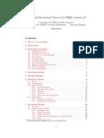 Standard Document Classes for LATEX.pdf