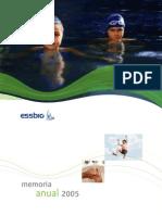 memoria2005 essbio