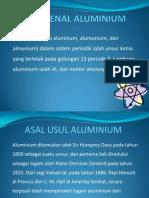 Pemurnian Aluminium
