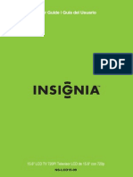 Insignia Ns Lcd15 09 Manual