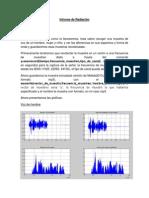 Informe de Radiación