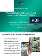 5 - HKimura Case Study of PPP WTE PRC
