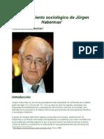 El pensamiento sociológico de Jürgen Habermas_A.E. Berthier