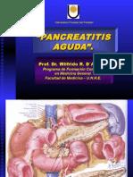 b Pancreatitis Aguda.
