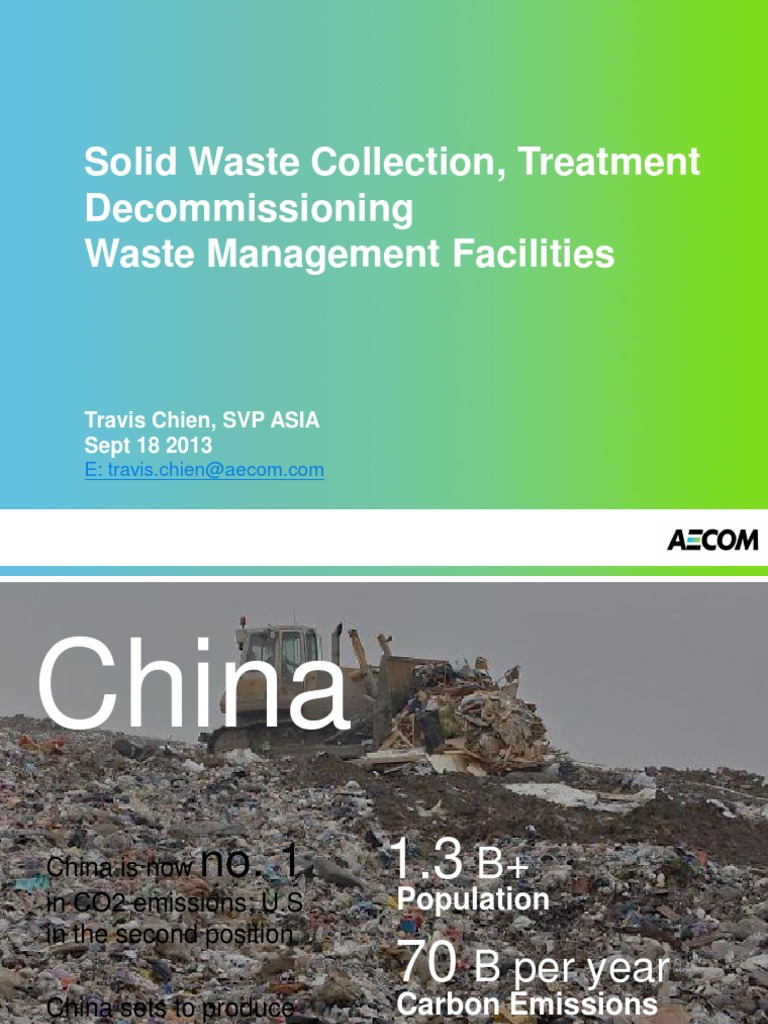 11 - Travis - SW Collection, Treatment, Decommissioning Facilities ...