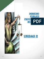 Dcho. Pub. Prov. y Munic.(Unid 2)
