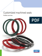 Machine Seals Profile Overview