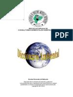 LIBRO Diccionario Ambiental