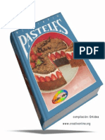 Recetario de Pasteles Nestle