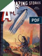 Amazing Stories Volume 07 Number 01