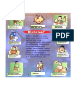 Diabetes Leaflet