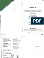 DSM-IV-TR Español