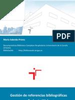 María Sobrido Prieto- Endnote