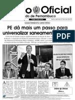 Do Pernambuco Maio 2012