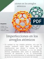 Imperfecciones en los arreglos atómicos (3)
