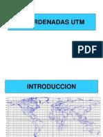 COORDENDAS UTM1