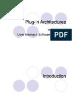JeffStylosPlug-inArchitectures