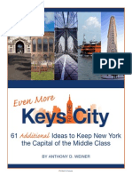 Even More Keys to the City