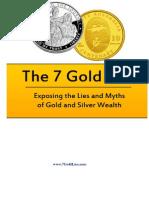 7 Gold Lies