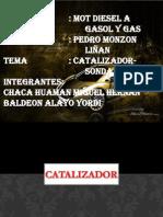 CATALIZADOR