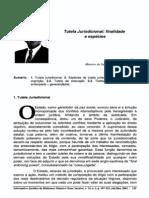 Tutela Jurisdicional - Luis Fux