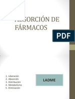 absorcion farmaco.ppt