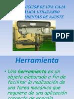 iconstruccindeunacajametlicautilizandoherramientas-090616152442-phpapp01.ppt