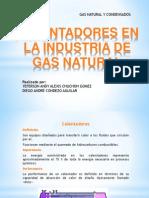 Hornos en La Industria de Gas Natural
