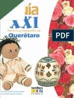 Guía XXI Historia y Geografía de Querétaro
