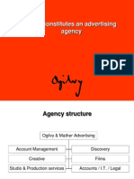 What Constitutes an Advertising Agency