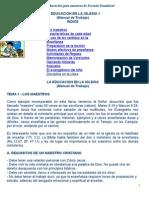Manual de Educacion Para Maestros de Escuela Dominical