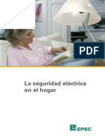 seguridad eléctrica en el hogar