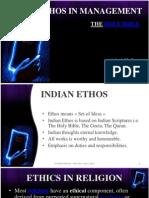 indianethosinmanagement-120403095333-phpapp02