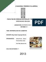 Informe Del Ceviche