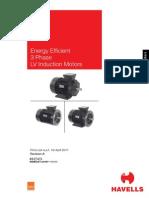 Motor Price List EFF1 & EFF2