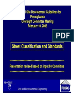 Road and Street Classification Powerpoint Updated