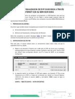 Manual Para Visualizacion de Dvr a Traves de Internet