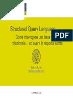 Esercitazione01-SQL
