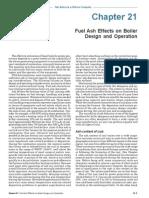 Chap 21Fuel Ash Effect on Boiler Design