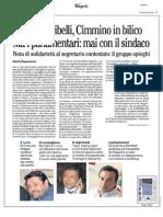 Rassegna Stampa 19.09.2013