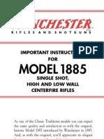 Winchester Model 1885