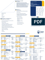 Plan Estudios Ingenieria Mecanica