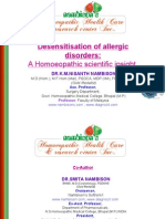 Allergy Cure Homeopathy