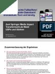 Mobile Impact Academy II - USPs und Stärken ausgewählter Mobile Portale - transfermarkt.de