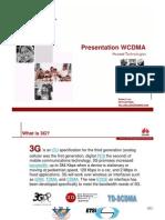 Huawei  WCDMA Presentation
