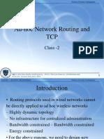130902-ADHOC-unit2-routing-protocol-adhoc-wireless-v6-vishnu.pptx