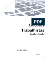 Apostila Calculo Trabalhista- 2013